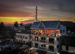 ラオスのホテル