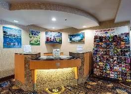 ハワード ジョンソン ホテル バイ ザ フォールズ ナイアガラ フォールズ 写真