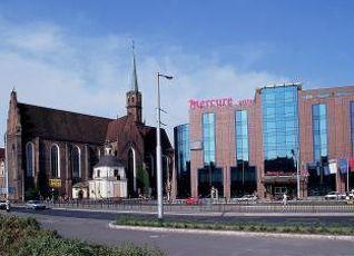 ホテル メルキュール ヴロツワフ セントラム 写真
