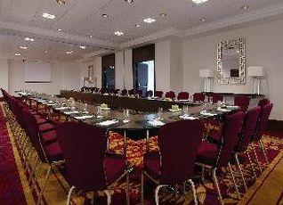 ワルシャワ マリオット ホテル 写真