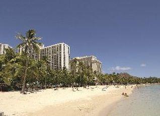 ワイキキ ビーチ マリオット リゾート & スパ 写真