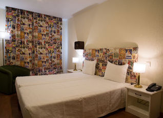 ホテル A S リスボア 写真
