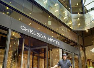 チェルシー ホテル トロント 写真