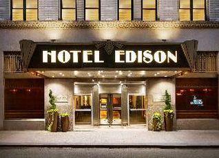 ホテル エディソン 写真
