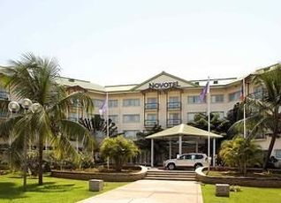 Novotel Cotonou Orisha 写真