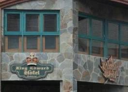 キング エドワード ホテル 写真