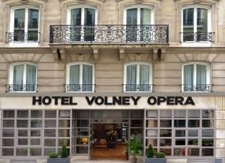ホテル ヴォルネイ オペラ 写真