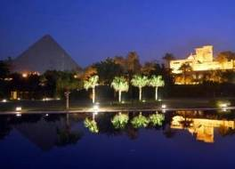 エジプトのホテル