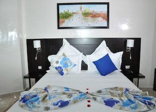 パーム メナラ ホテル マラケシュ 写真