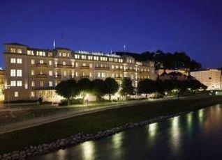 ホテル ザッハー ザルツブルク 写真