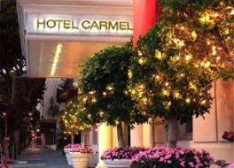 サンタモニカのホテル