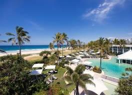 メインビーチのホテル