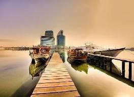 インターコンチネンタル ドバイ フェスティバル シティ