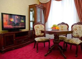 ウクライナ ホテル 写真