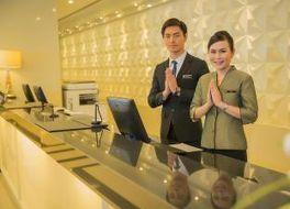 マンダリン ホテル マネージド バイ センター ポイント 写真