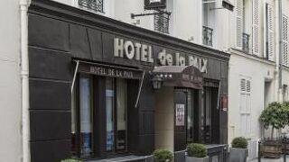 ホテル ドゥ ラ ペ ツアー エッフェル