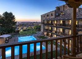 スペインのホテル