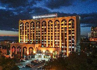 ロッテ ホテル ウラジオストク 写真
