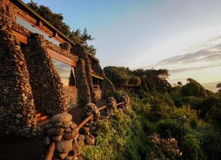 Ngorongoro Serena Safari Lodgeの宿泊予約・料金比較【フォー