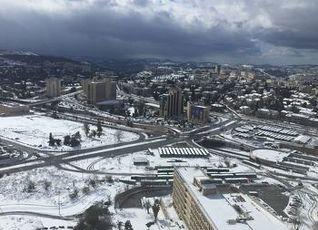 クラウン プラザ エルサレム 写真