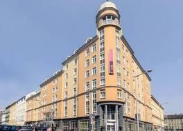 ウィーンのホテル