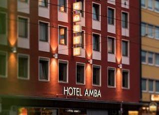 ホテル アンバ 写真
