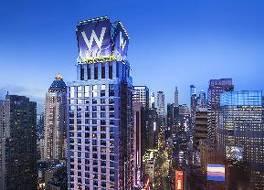 W ニューヨーク タイムズ スクエア
