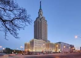 ヒルトン モスクワ レニングラードスカヤ 写真