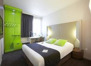 ホテル カンパニール リヨン センター ガレパール デュー 写真