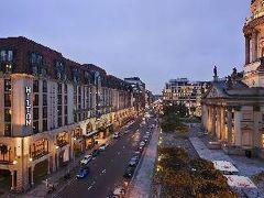 ヒルトン ベルリン ホテル 写真