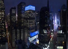 ノボテル ニューヨーク タイムズスクエア ホテル 写真