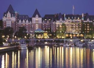 フェアモント エンプレス ホテル 写真