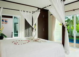 バン タイ ヴィラ 写真