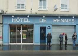 ホテル ドゥ レンヌ ル マン 写真