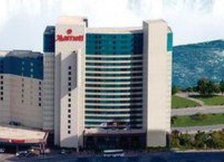 ナイアガラ フォールズ マリオット フォールズビュー ホテル&スパ 写真