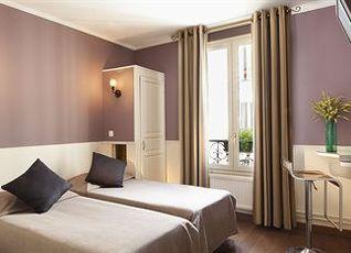 ホテル トゥール エッフェル 写真