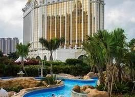 JW マリオット ホテル マカオ 写真