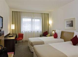 ノボテル ロンドン ウエスト ホテル 写真