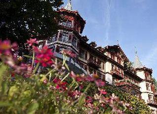 グランドホテル ギースバッハ 写真