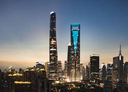 パーク ハイアット 上海 写真