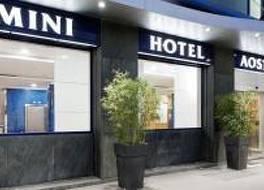 ホテル アオスタ