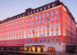 ミュンヘンのホテル