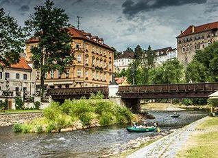 ホテル ドヴォラック チェスキー クルムロフ 写真
