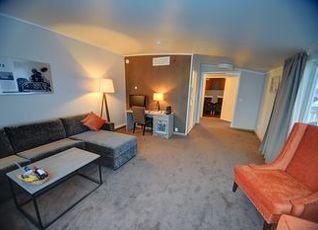 ラディソン ブル ポーラー ホテル スピッツベルゲン 写真