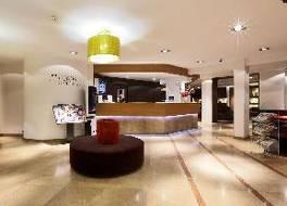 ホテル パリ ブーローニュ