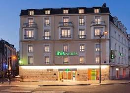 レンヌのホテル