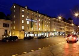 シャフハウゼンのホテル