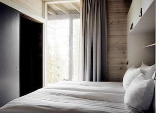 アークティック ツリーハウス ホテル 写真