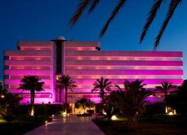 El Hotel Pacha