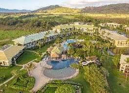カウアイ島のホテル